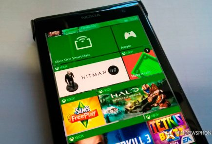 reducida-xbox-one-smartglass-the-sims-free-play-juegos-hitman-go-halo-spartan-strike