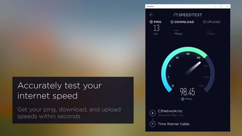 speedtest-ookla