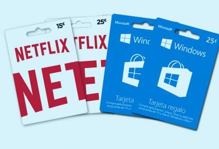 tarjetas-regalo-netflix-windows-microsoft