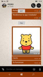 WhatsApp Beta ya permite el envío múltiple y envío de GIF
