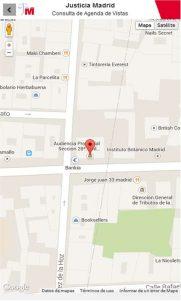 Agenda de vistas judiciales, una nueva app de la Comunidad de Madrid para Windows Phone