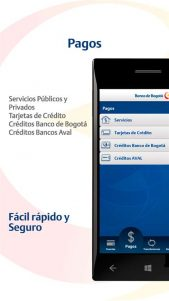 Banco de Bogotá lanza su aplicación Banca Móvil para Windows 10 Mobile