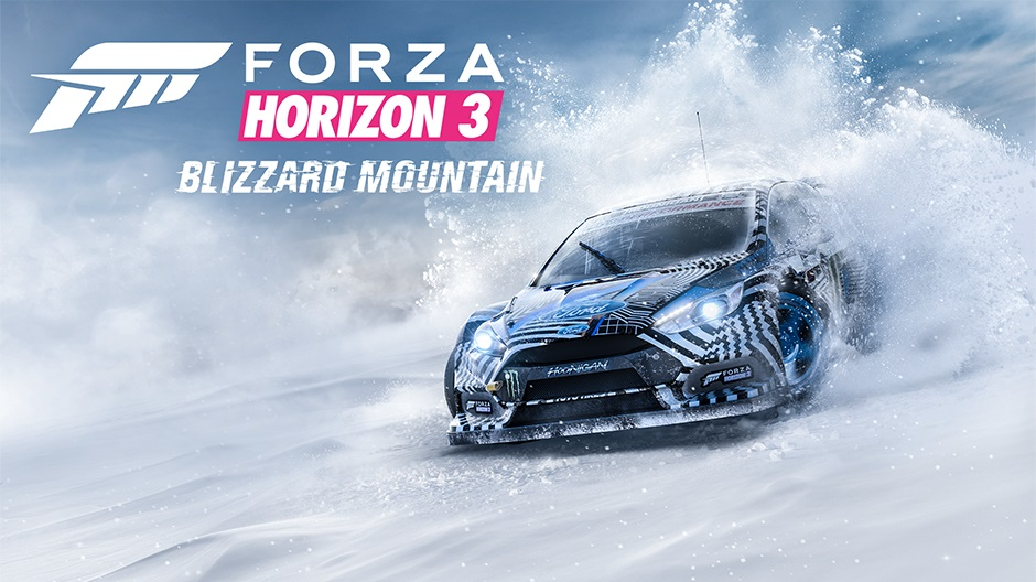 Blizzard Mountaind