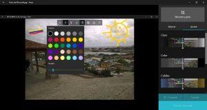 Llegan las novedades a Fotos de Microsoft en la versión pública de Windows 10 PC