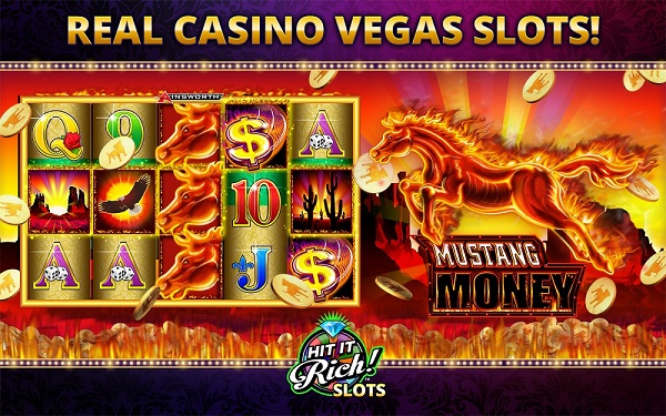 Amazoncom Hit it Rich! Free Casino Slots Appstore for