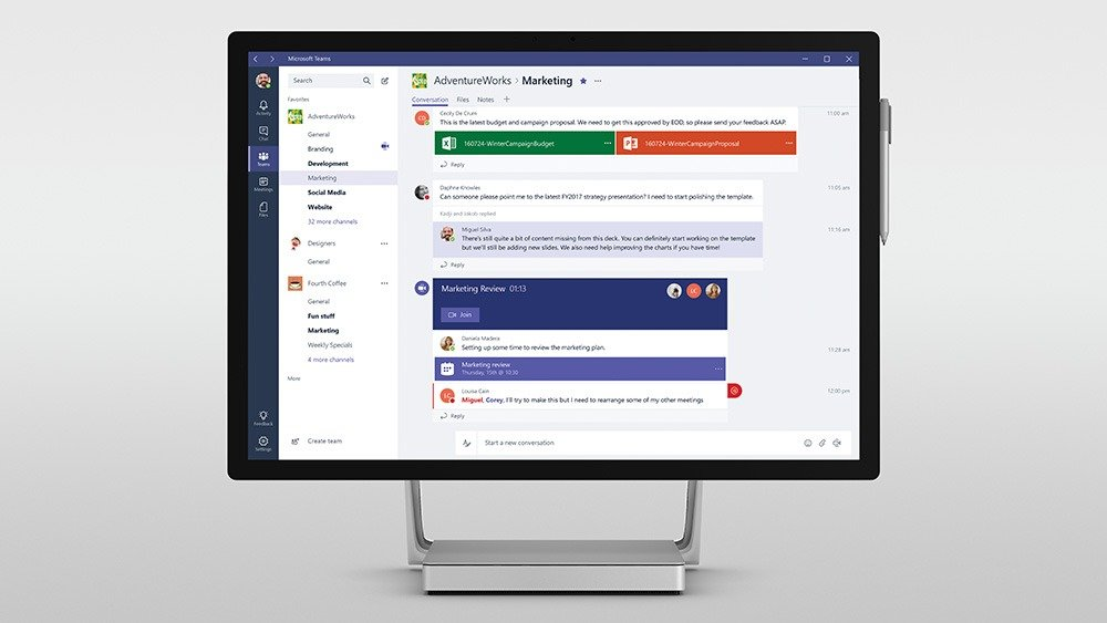 Microsoft Teams para Windows 10 S dejará de estar disponible el 29 de Noviembre