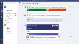 Microsoft Teams, la nueva herramienta Office 365 se presenta oficialmente