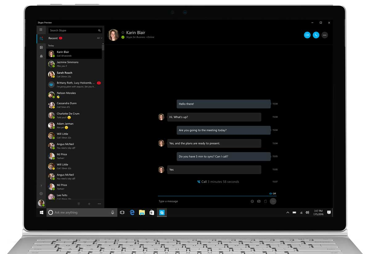 uwp-skype-for-business-chat