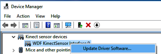 drivers-kinect