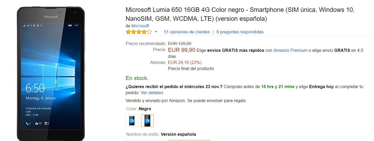 lumia-650-oferta