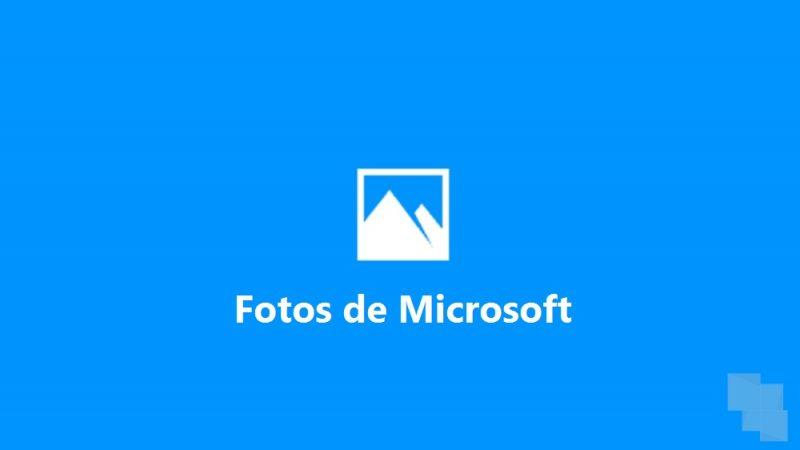 Fotos de Microsoft recibe mejoras de interfaz para la edición en el anillo rápido