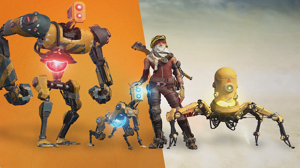 Visitamos el amplio desierto de ReCore para Xbox y Windows 10 - Review & GamePlay