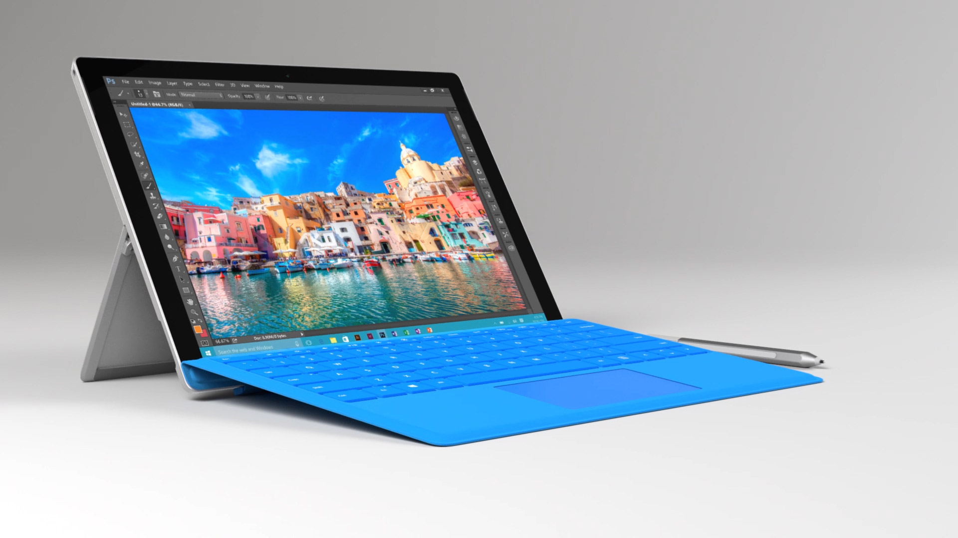 Referencia a la Surface Pro 5 aparece en LinkedIn