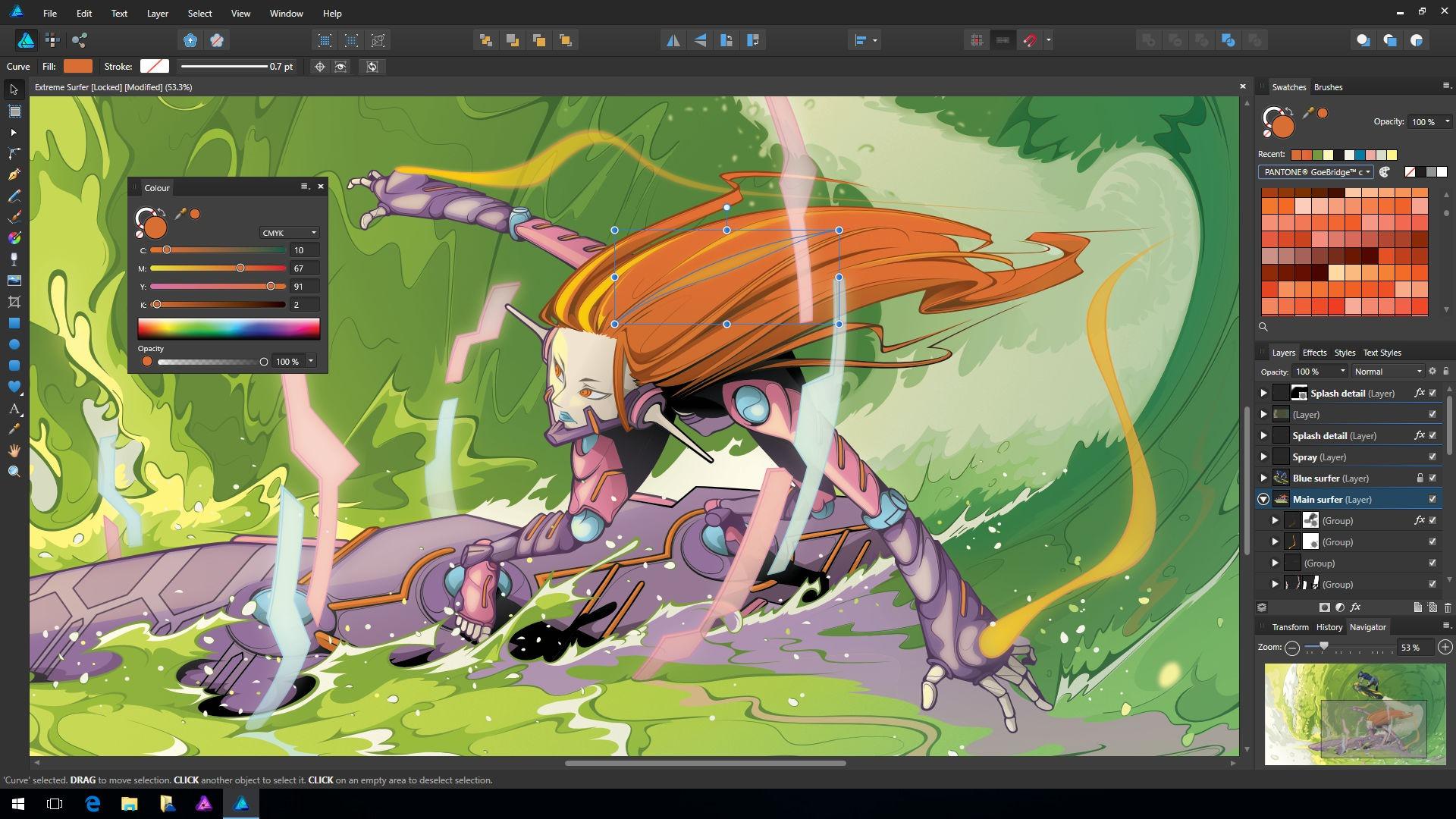 surfer-screenshot