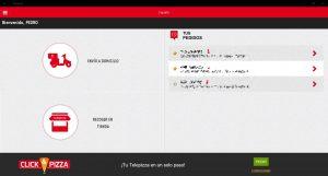 TelePizza ya tiene su aplicación para Windows 10