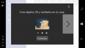 3D Builder ya está disponible para móviles y demás dispositivos Windows 10