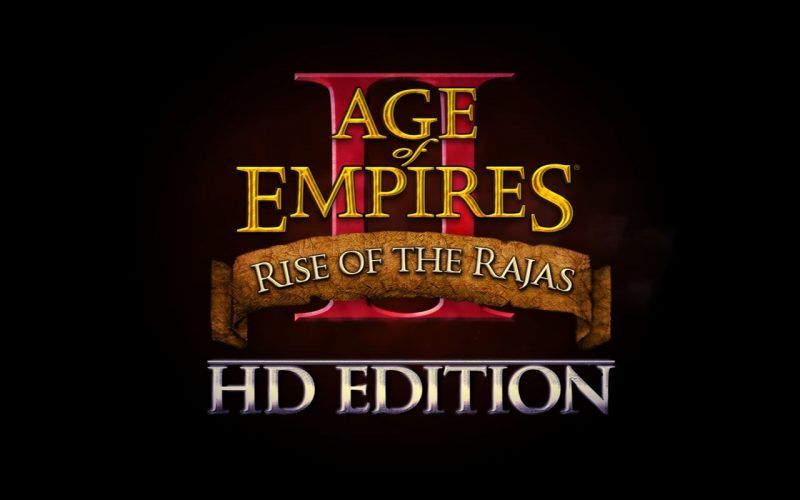 Age of Empires II HD: Rise of the Rajas, ya disponible como DLC en Steam