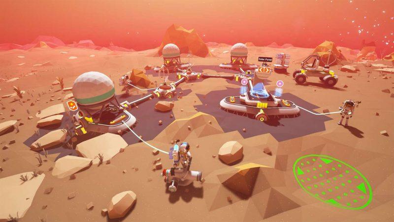 Astroneer continua su desarrollo y contará con juego cruzado entre Windows 10 PC y Xbox One