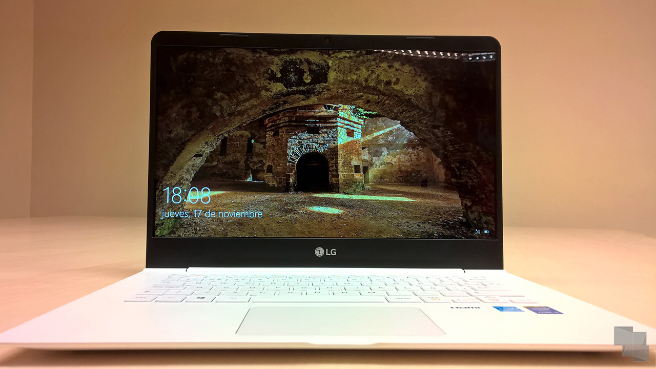 LG 14Z950 con Windows 10 Home