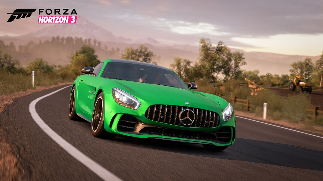 2017 Mercedes-AMG GT R in Forza Horizon 3