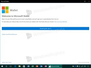 Cartera pronto podría estar disponible para Windows 10 PC