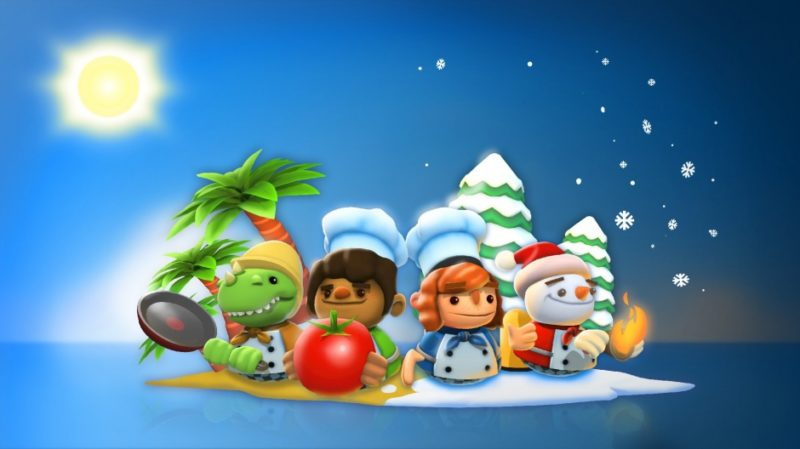 Las Deals with Gold de esta semana llegan con Overcooked y Dungeons 3