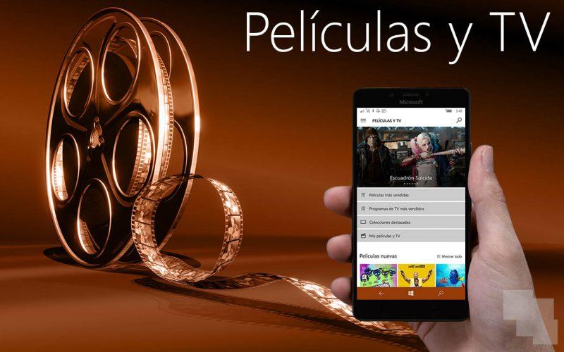 """Películas y TV recibe el """"modo mini"""" en nueva actualización para el anillo rápido y versión publica de Windows 10"""