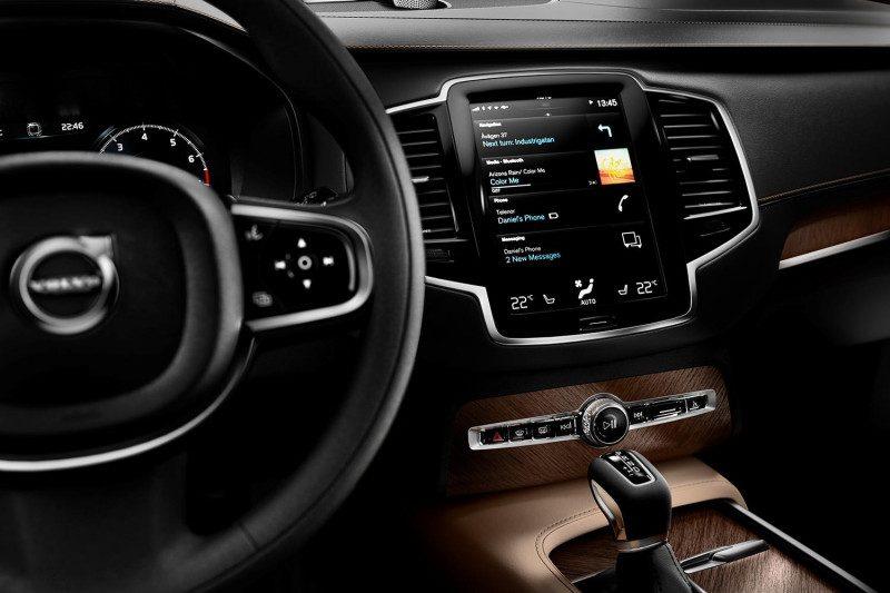 Volvo incluirá Skype para Empresas en la serie 90 de sus coches