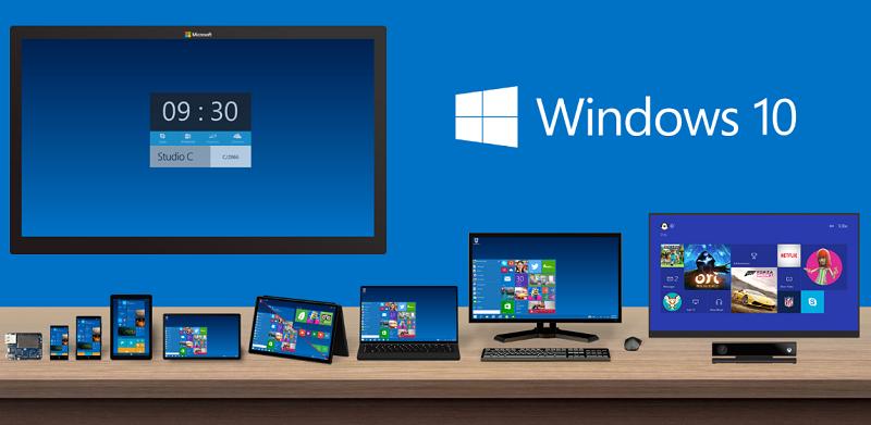 Así se vería Windows 10 con la Interfaz Adaptativa en móviles