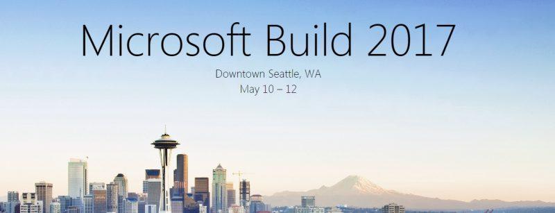 Sigue con nosotros las novedades de la Microsoft Build 2017 en Directo [Disponible vídeo]
