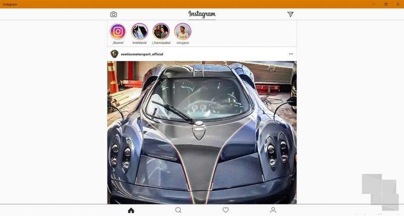 Instagram añade progresivamente la captura de fotos y vídeo para PC