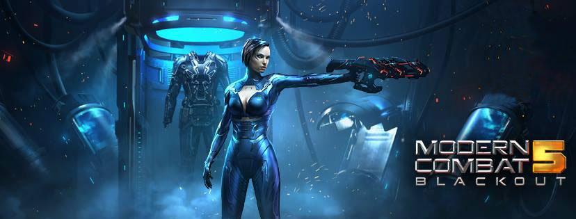 Modern Combat 5: Blackout se actualiza con su primer personaje femenino