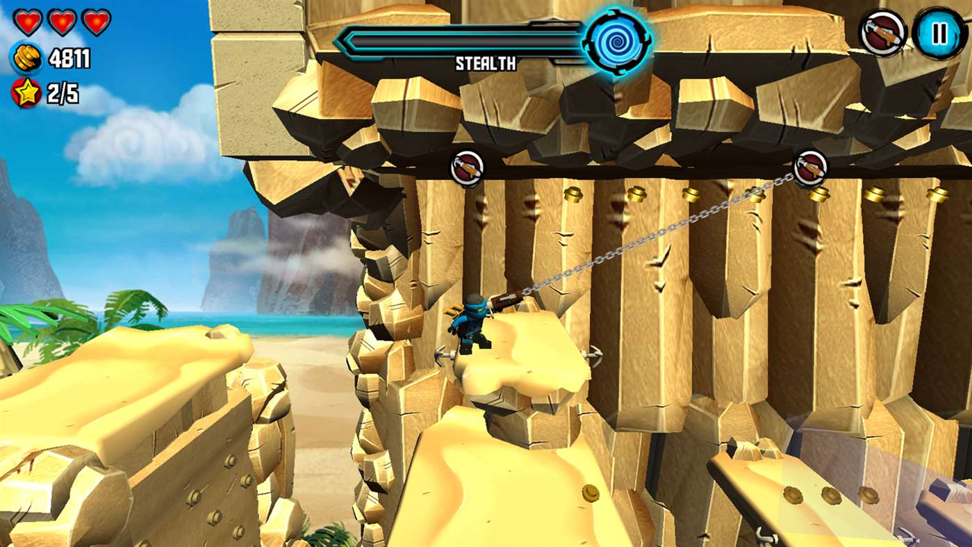 LEGO Ninjago: Skybound, sigue el goteo de nuevos juegos Lego para Windows 10