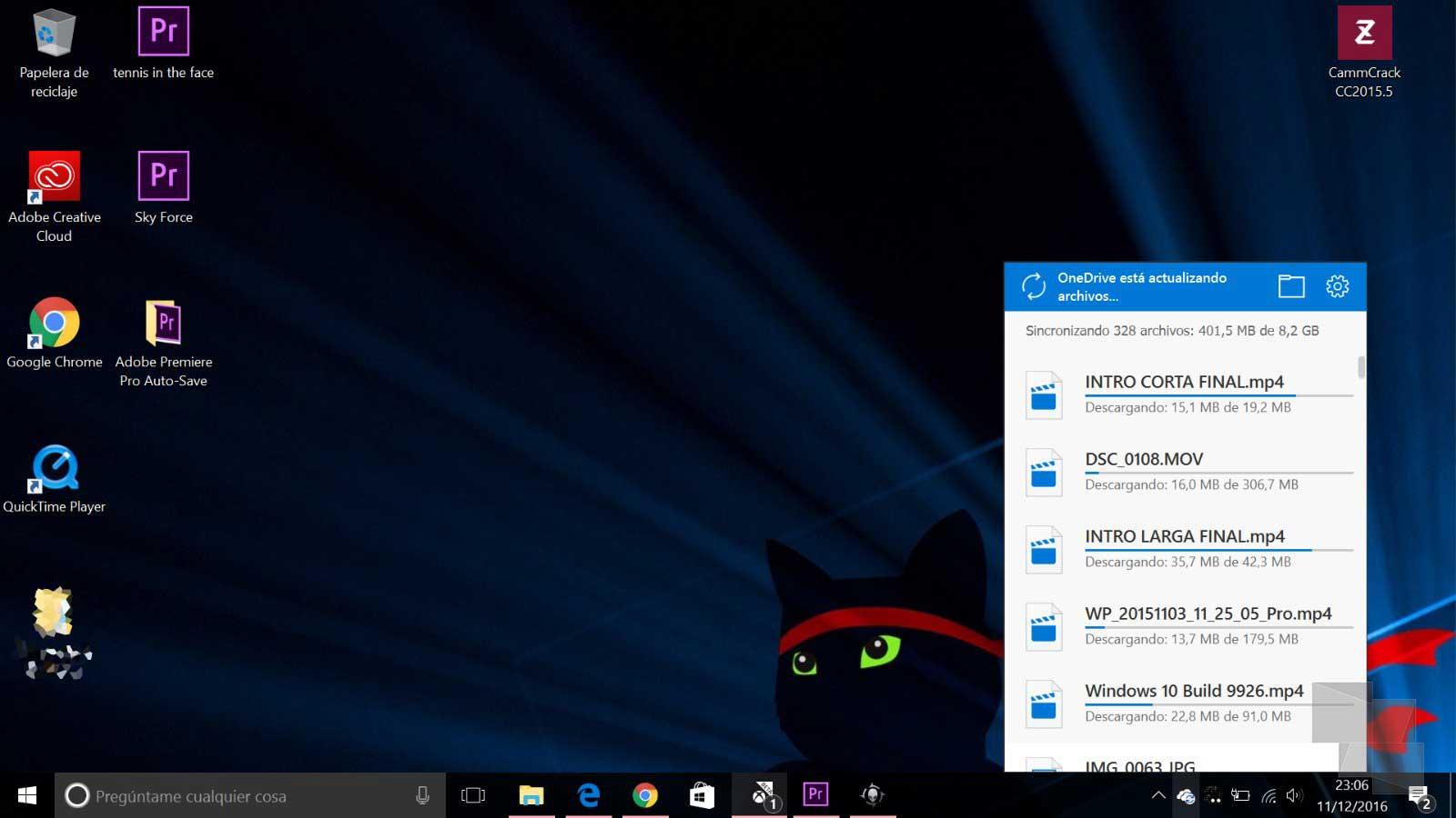 Microsoft mejora el aspecto de OneDrive integrado en Windows 10