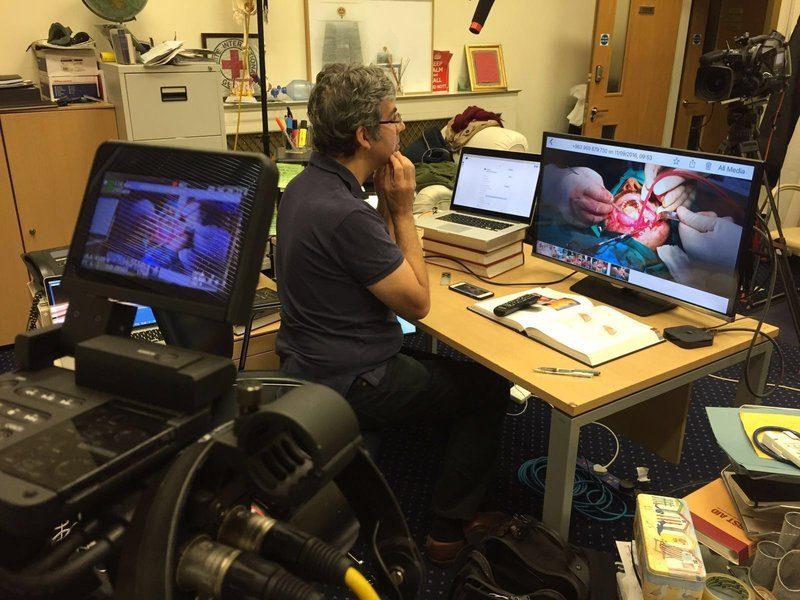 Te contamos cómo fue el primer procedimiento quirúrgico hecho a distancia gracias a Skype