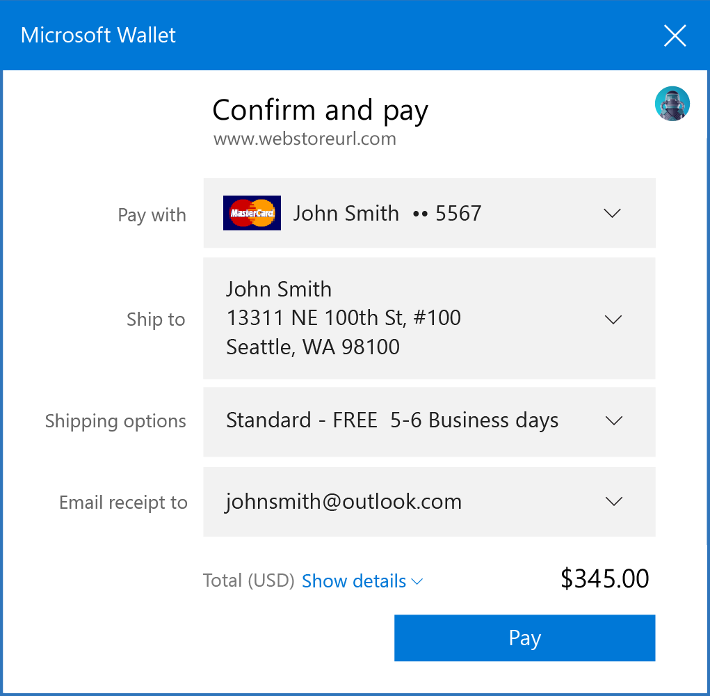 La Creators Update hará más fácil realizar pagos en Edge