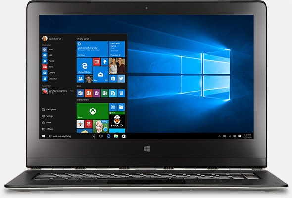 Disponible Build 15014 de Windows 10 para PC y móviles en el anillo rápido