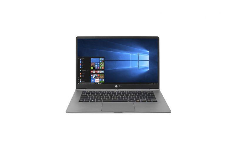 LG presenta su serie de laptops Gram, destacándose por la duración de su batería