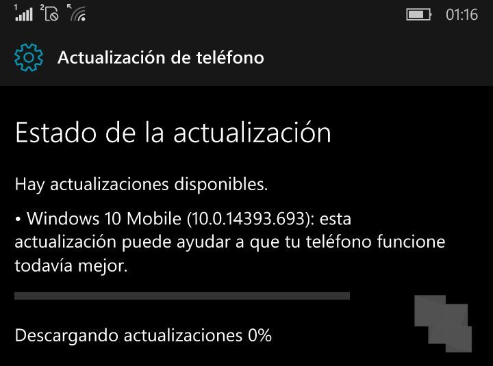 Ya disponible la Build 14393.693 de Windows 10 y Windows 10 Mobile públicamente y en RP