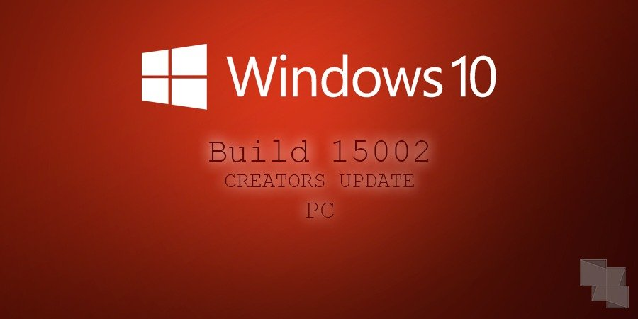 Ya tienes disponible la ISO de la Build 15002 de Windows 10 Insider Preview