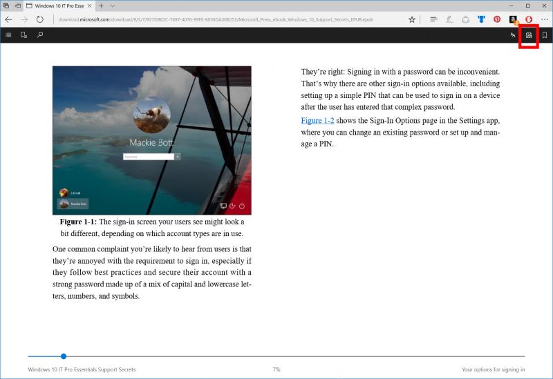 Microsoft describe las novedades de Microsoft Edge para la Creators Update de Windows 10
