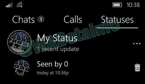Así es cómo funcionarán los nuevos Estados de WhatsApp