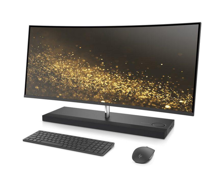 HP nos presenta sus EliteBook 360, ENVY Curve AiO 34 y Sprout Pro