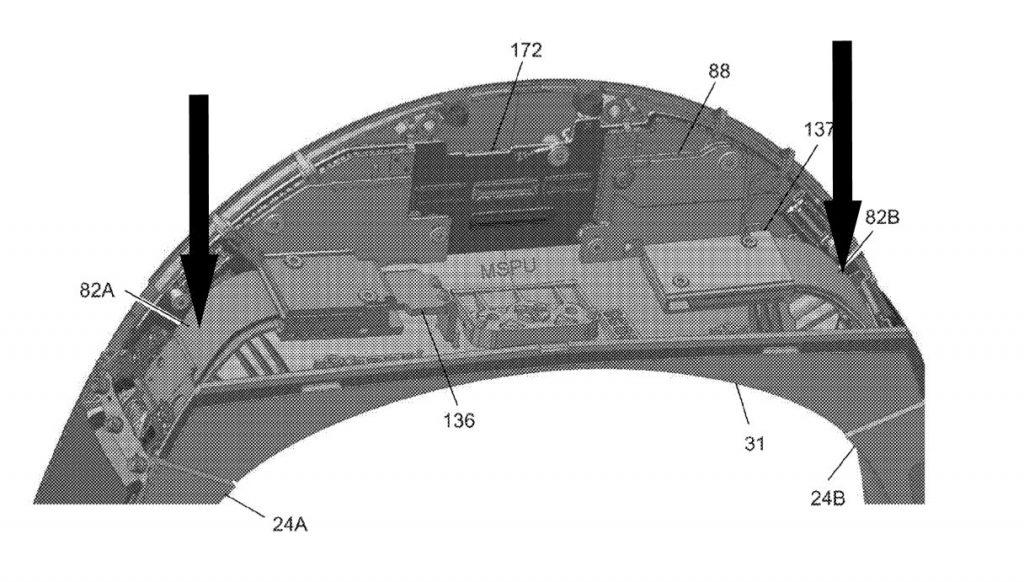 Dispersores de calor flexibles, la ingeniería termica detrás de las HoloLens