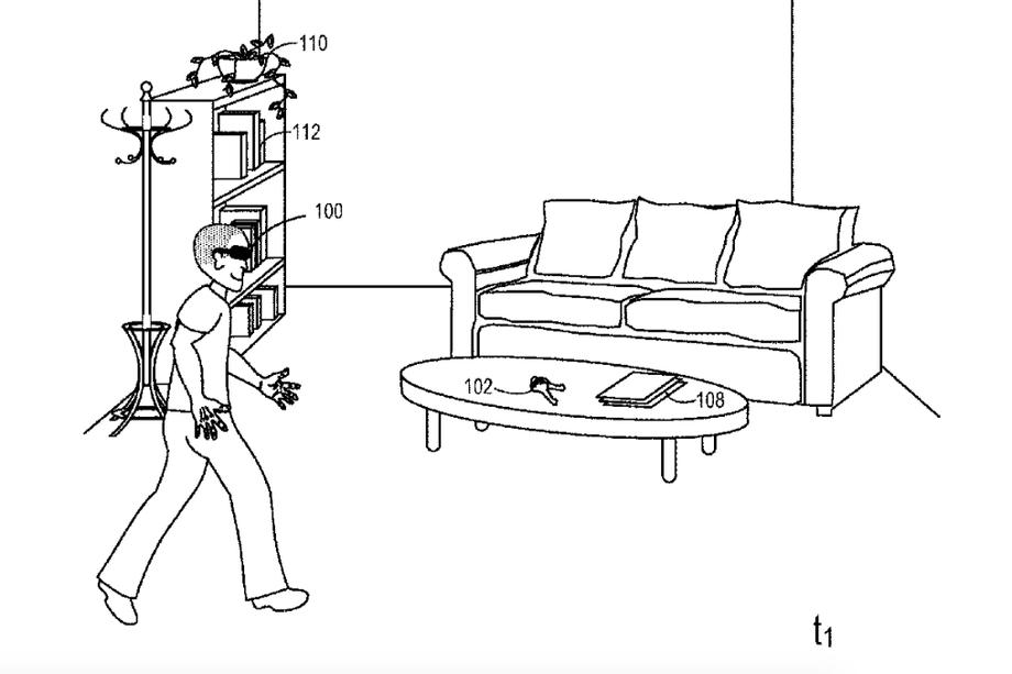 Una patente de Microsoft permitiría a las HoloLens encontrar objetos