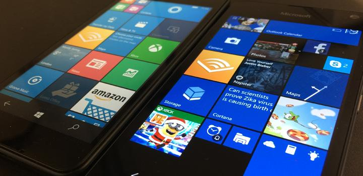 Microsoft estaría planeando lanzar un nuevo móvil para finales de este año... y no, no es el Surface Phone