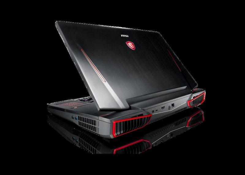 MSI tambien pone al día su linea de laptops para jugones