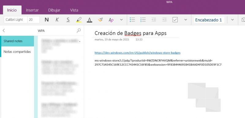 Microsoft renueva la interfaz de OneNote en el anillo rápido