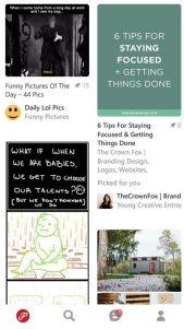 Piny una app universal para utilizar Pinterest en tus dispositivos Windows 10