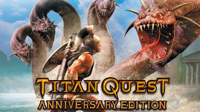 Titan Quest Anniversary Edition llega a la tienda de Windows gracias a Project Centennial